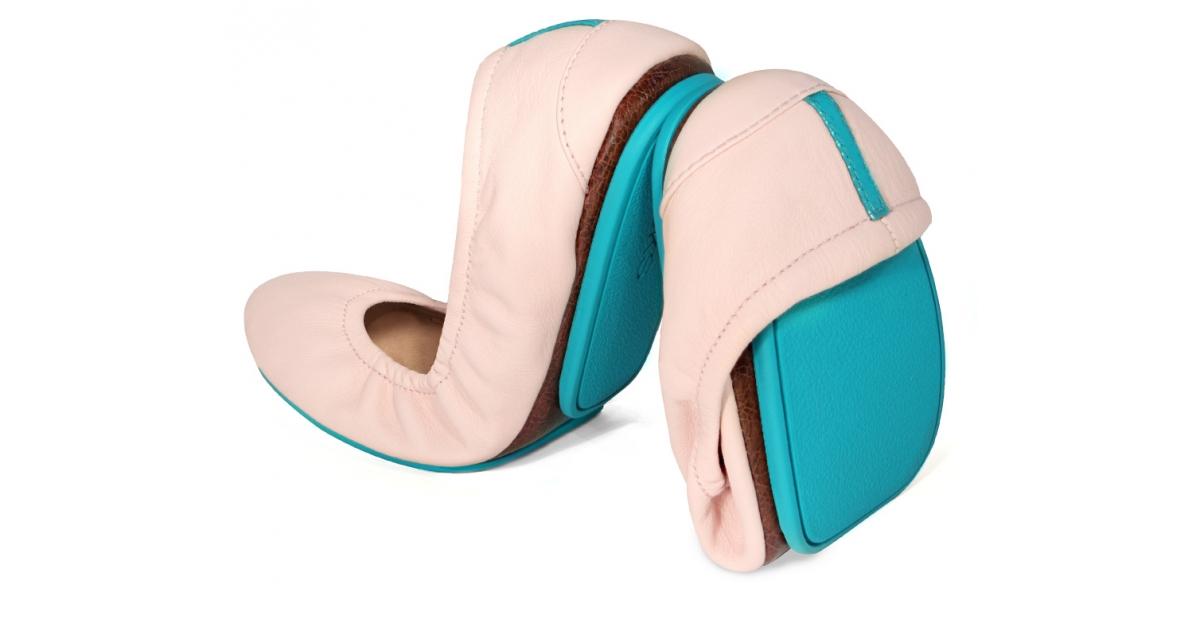 Ballerina pink folded